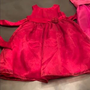 Other - Little Girl Valentine's Day Dress Lot (3 dresses)